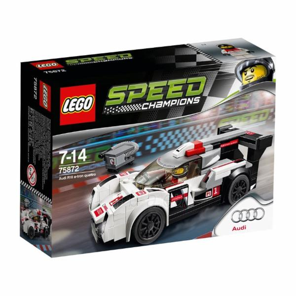 LEGO Audi R18 e-tron quattro V29 75872 Paveikslėlis 1 iš 1 30005401606