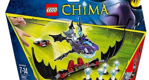 LEGO Bat Strike V29 70137 Paveikslėlis 1 iš 1 30005401600