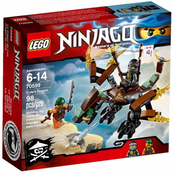 LEGO Coles Dragon V29 70599 Paveikslėlis 1 iš 1 30005401602