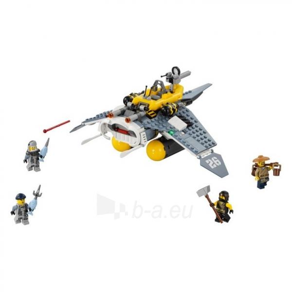 Lego konstruktorius Manta Ray Bomber Paveikslėlis 2 iš 3 310820116018