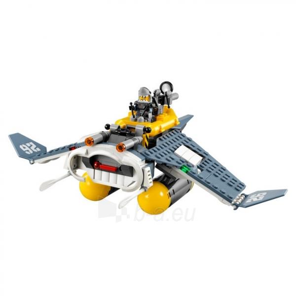 Lego konstruktorius Manta Ray Bomber Paveikslėlis 3 iš 3 310820116018