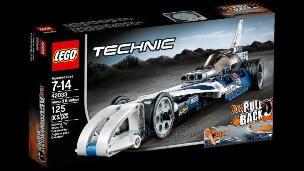 LEGO Record Breaker 42033 Paveikslėlis 1 iš 1 30005401280