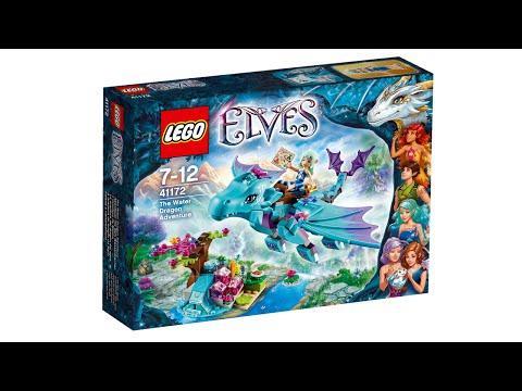 LEGO The Water Dragon Adventure V29 41172 Paveikslėlis 1 iš 2 30005401730