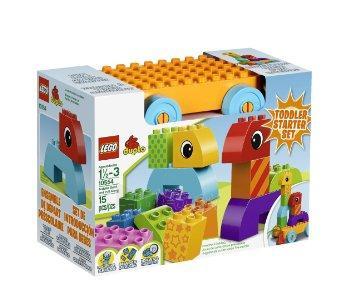 LEGO Toddler Build and Pull Along V29 10554 Paveikslėlis 1 iš 2 30005401665