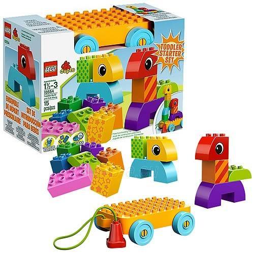 LEGO Toddler Build and Pull Along V29 10554 Paveikslėlis 2 iš 2 30005401665