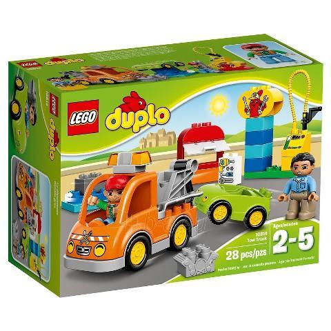 LEGO Tow Truck 10814 Paveikslėlis 1 iš 2 30005401778