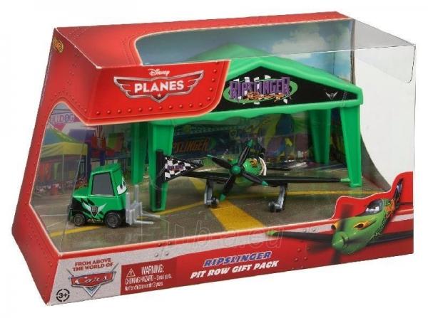 Lėktuvas RIPSLINGER Planes Mattel Y5738 / Y5735 Paveikslėlis 1 iš 2 30006500032