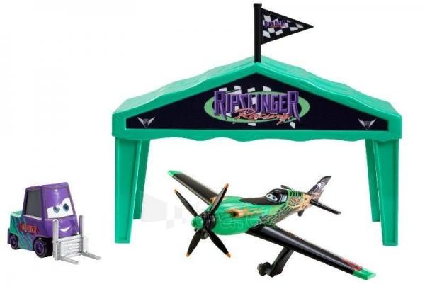 Lėktuvas RIPSLINGER Planes Mattel Y5738 / Y5735 Paveikslėlis 2 iš 2 30006500032