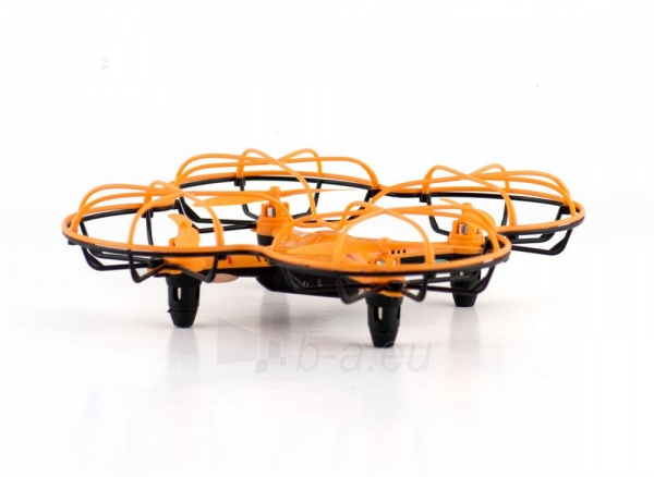 Lėktuvas Happy Cow 777-377 2.4G 4CH 6-AXIS QUADCOPTER WITH INVERED FUNCTION orange Paveikslėlis 1 iš 1 310820012431