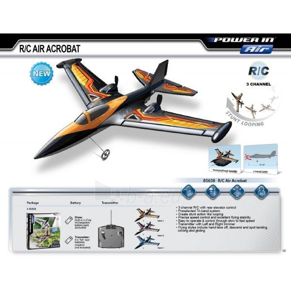 Lėktuvas SILVERLIT R/C Air Acrobat 85658 Paveikslėlis 2 iš 2 30006500065