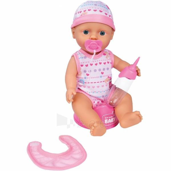 Lėlė   New Born Baby 30 cm   Simba Paveikslėlis 3 iš 3 310820204765