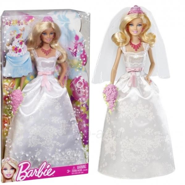 Lėlė - nuotakaLelle Mattel Barbie X9444 Paveikslėlis 1 iš 1 250710900668