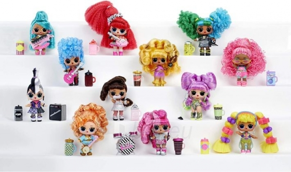 Lėlė 566960 L.O.L. Surprise! Remix Hair Flip Dolls OMG LOL Paveikslėlis 3 iš 6 310820252896