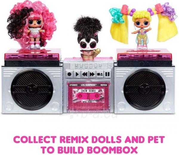 Lėlė 566960 L.O.L. Surprise! Remix Hair Flip Dolls OMG LOL Paveikslėlis 4 iš 6 310820252896