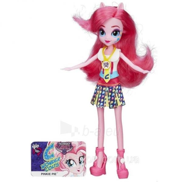 Lėlė B2016 / B1769 My Little Pony PINKIE PIE School Spirit HASBRO Paveikslėlis 2 iš 2 310820157831