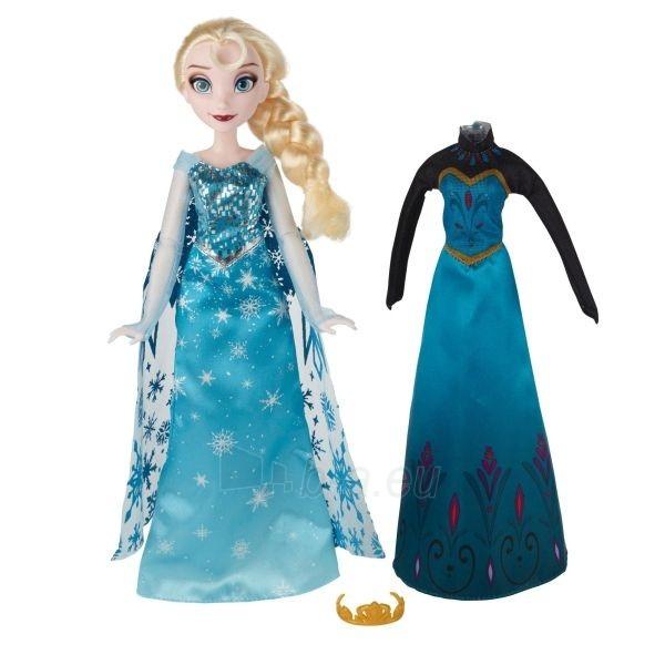 Lėlė B5170 / B5169 Hasbro Frozen ELZA Paveikslėlis 2 iš 2 310820118427