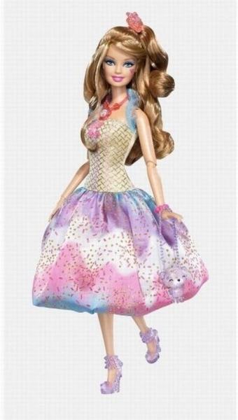 Lėlė Barbie V4391 FASHION Hollywood Mattel Paveikslėlis 1 iš 1 250710900180