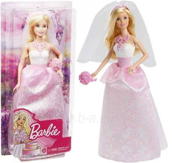 Lėlė CFF37 Mattel Barbie Paveikslėlis 1 iš 3 310820252829