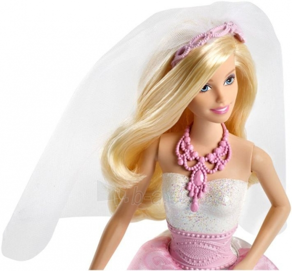 Lėlė CFF37 Mattel Barbie Paveikslėlis 2 iš 3 310820252829