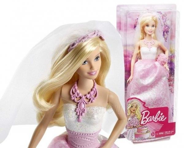 Lėlė CFF37 Mattel Barbie Paveikslėlis 3 iš 3 310820252829