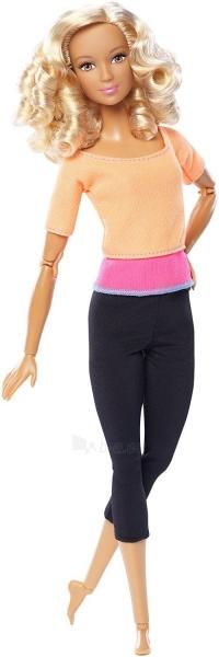 Lėlė DPP75 / DHL81Barbie Made to Move Doll Paveikslėlis 3 iš 6 310820046964
