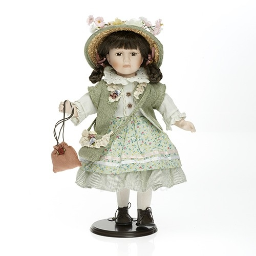 Lėlė Elsa 42 см (porcelianinė), Limited Edition 120646 Paveikslėlis 1 iš 1 250710901335