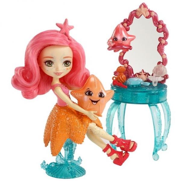 Lėlė FKV59 / FKV58 Enchantimals Starling Starfish Dolls - Mattel Paveikslėlis 1 iš 6 310820137218