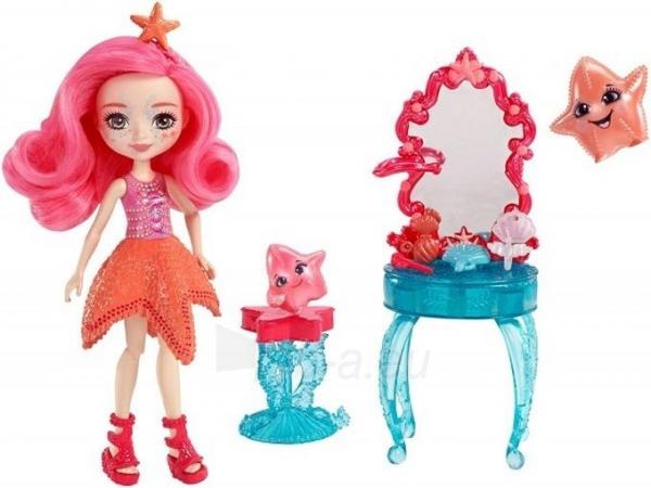 Lėlė FKV59 / FKV58 Enchantimals Starling Starfish Dolls - Mattel Paveikslėlis 5 iš 6 310820137218