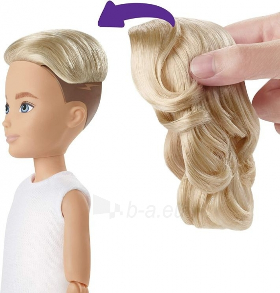 Lėlė GGT67 Creatable World Deluxe Character Kit Customizable Doll with Blonde Wavy Hair, 6 Pieces Doll Cl Paveikslėlis 6 iš 6 310820252870