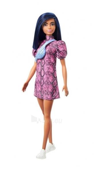 Lėlė GHW57 Barbie Fashionistas 143 Doll With Blue Hair Paveikslėlis 6 iš 6 310820230672