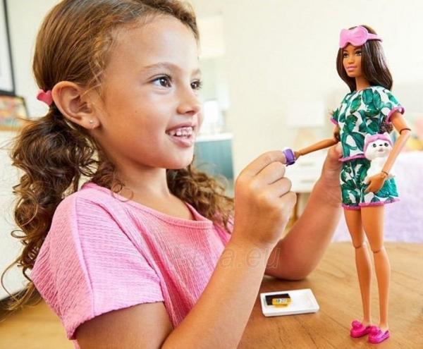 Lėlė GJG58 Mattel Barbie Relaxing Dream Set with Accessories Барби Релакс Грезы Paveikslėlis 2 iš 6 310820252835