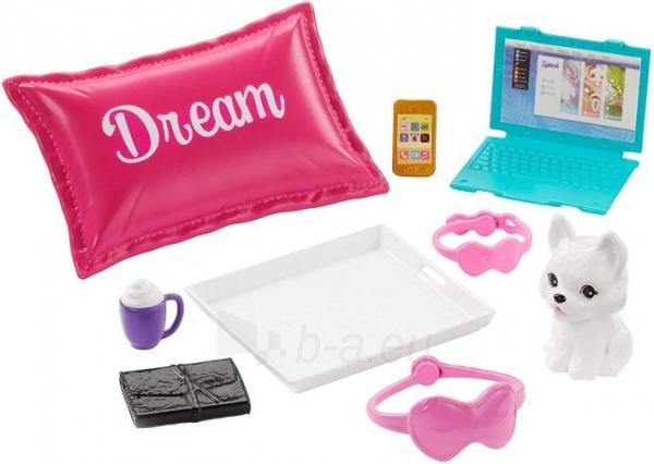 Lėlė GJG58 Mattel Barbie Relaxing Dream Set with Accessories Барби Релакс Грезы Paveikslėlis 5 iš 6 310820252835