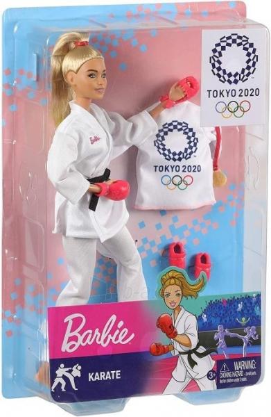 Lėlė GJL74 / GJL73 Barbie MATTEL Paveikslėlis 3 iš 6 310820252827