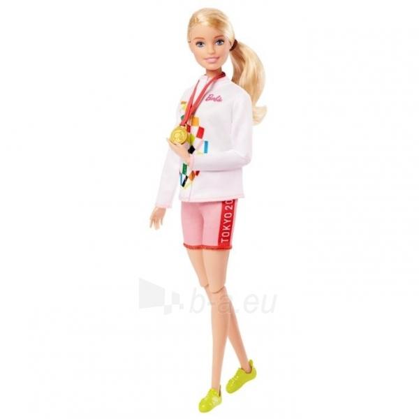 Lėlė GJL75 / GJL73 Barbie Olympic Games Tokyo 2020 MATTEL Paveikslėlis 4 iš 6 310820252828