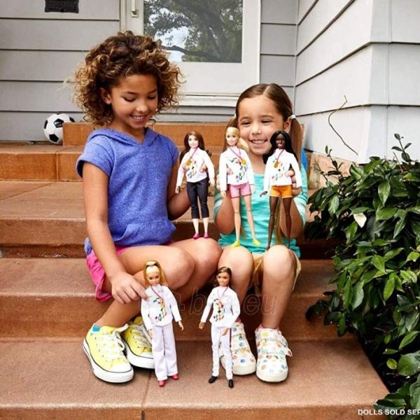 Lėlė GJL75 / GJL73 Barbie Olympic Games Tokyo 2020 MATTEL Paveikslėlis 5 iš 6 310820252828
