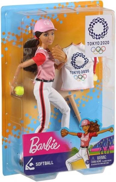 Lėlė GJL77 / GJL73 Barbie MATTEL Paveikslėlis 2 iš 6 310820252826