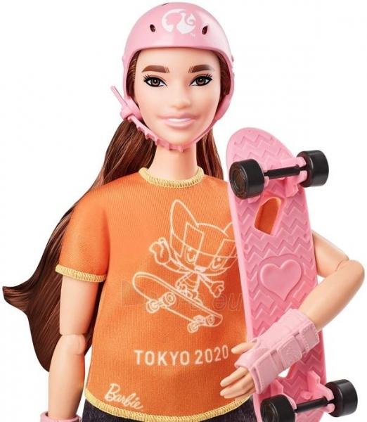 Lėlė GJL78 / GJL73 Barbie MATTEL Paveikslėlis 2 iš 6 310820252825