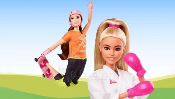 Lėlė GJL78 / GJL73 Barbie MATTEL Paveikslėlis 6 iš 6 310820252825