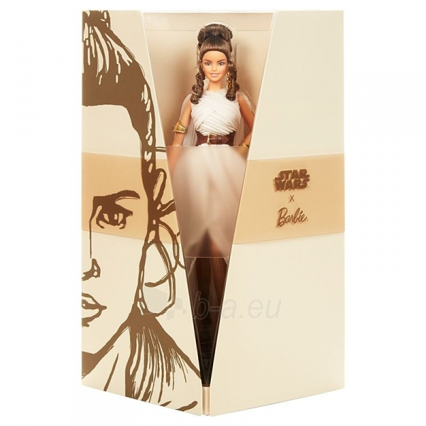 Lėlė GLY28 Barbie Exclusive Star Wars™ Rey x Barbie®Doll Paveikslėlis 2 iš 6 310820230564