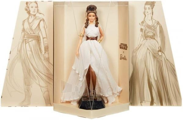 Lėlė GLY28 Barbie Exclusive Star Wars™ Rey x Barbie®Doll Paveikslėlis 3 iš 6 310820230564