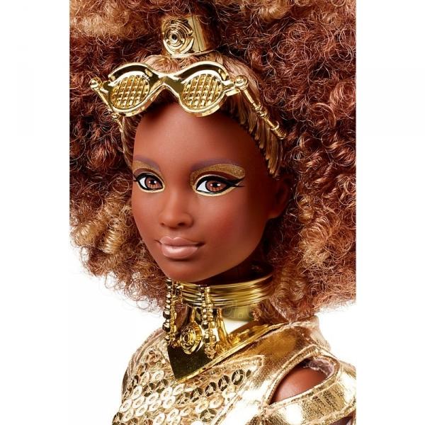 Lėlė GLY30 Barbie Exclusive Star Wars™ C-3PO x Barbie®Doll Paveikslėlis 1 iš 6 310820230562