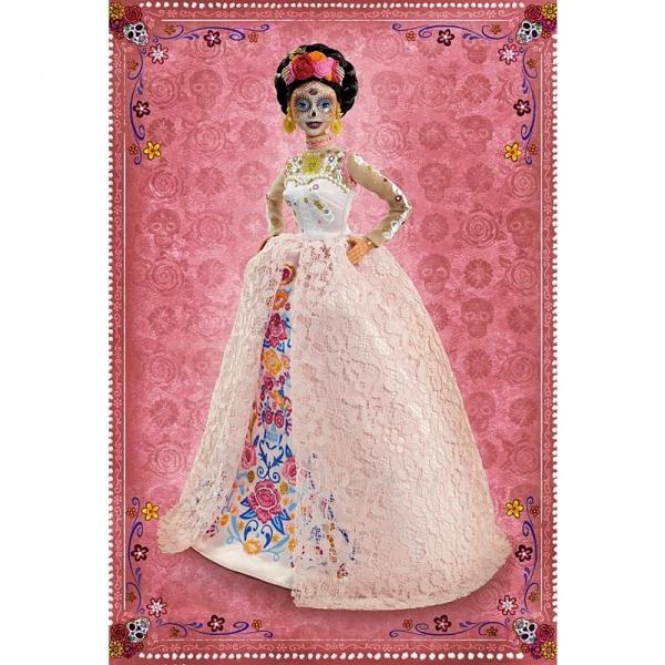 Lėlė GNC40 Barbie Exclusive Barbie®Dia De Muertos Doll Paveikslėlis 1 iš 6 310820230569