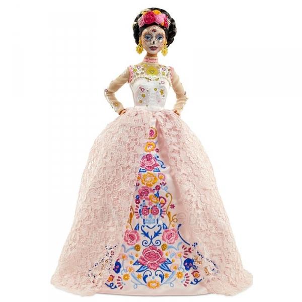 Lėlė GNC40 Barbie Exclusive Barbie®Dia De Muertos Doll Paveikslėlis 2 iš 6 310820230569