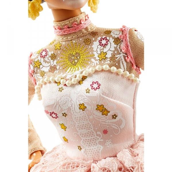 Lėlė GNC40 Barbie Exclusive Barbie®Dia De Muertos Doll Paveikslėlis 4 iš 6 310820230569