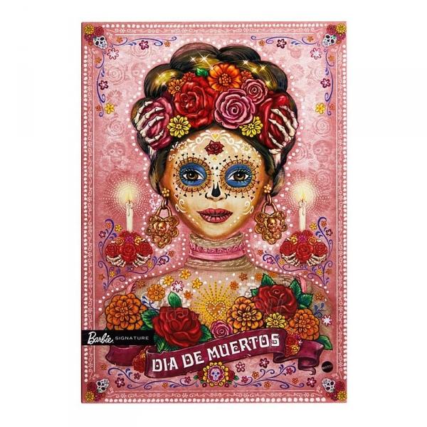 Lėlė GNC40 Barbie Exclusive Barbie®Dia De Muertos Doll Paveikslėlis 6 iš 6 310820230569