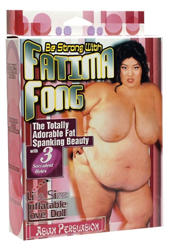 Lėlė Puppe Fatima Fong Paveikslėlis 1 iš 1 310820022204