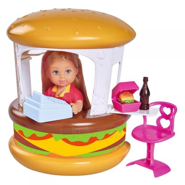 Lėlė Simba EL Burger Paveikslėlis 1 iš 1 310820129773