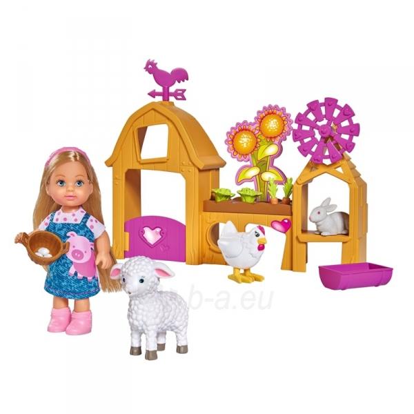 Lėlė Simba EL Happy Farm Paveikslėlis 1 iš 1 310820129770