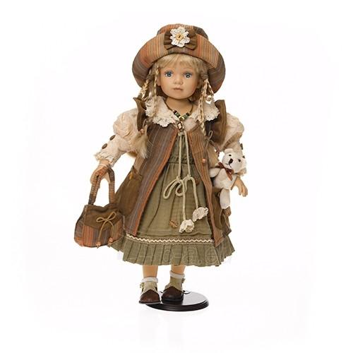 Lėlė Vivien 58 см (porcelianinė), Limited Edition 205497 Paveikslėlis 1 iš 1 250710901340