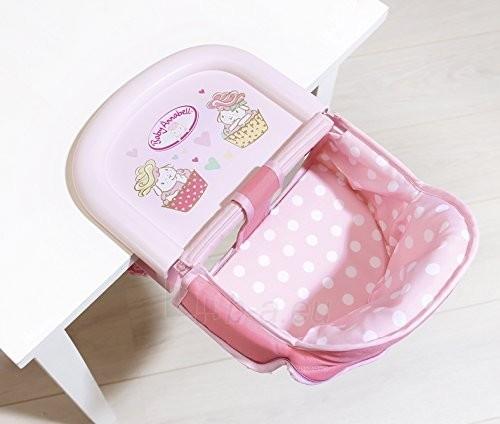 Lėlės kėdutė 701126 Zapf Creation Baby Annabell Table Seat Paveikslėlis 3 iš 6 310820137233
